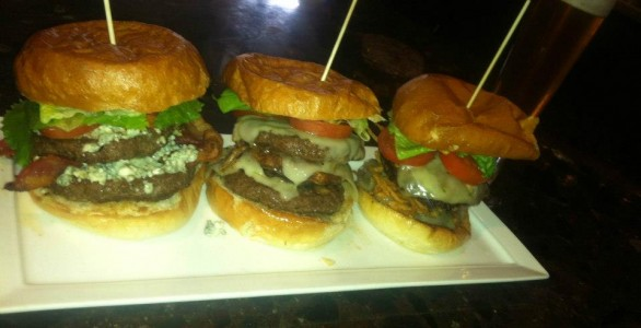 LB's Lounge Burgers