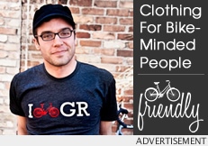 Bike Friendly GR: Clothing for Bike-Minded People
