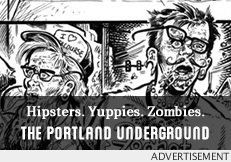 The Portland Underground Comic