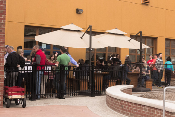 Brewery Vivant Happy Hours and Daily Specials