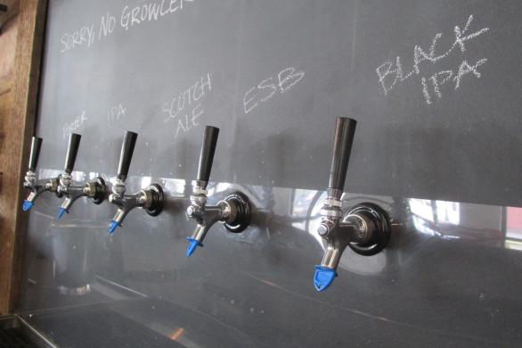 Elk Brewing Bar Taps