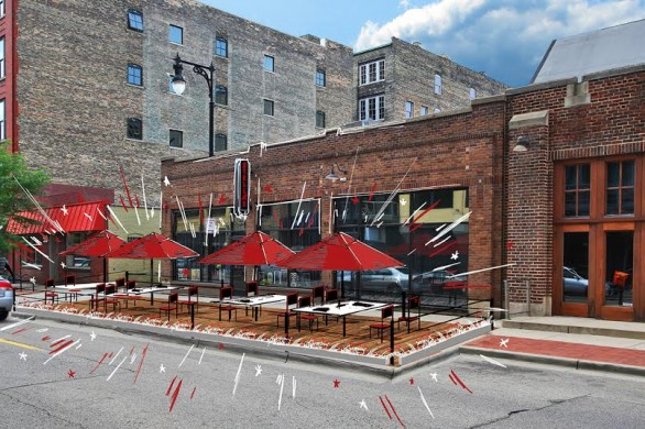 Grand Rapids Brewing Co., Stellau0027s Lounge And McFaddenu0027s Restaurant U0026  Saloon To Offer Outdoor Spaces For Dining And Drinks