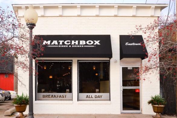 Matchbox-Exterior