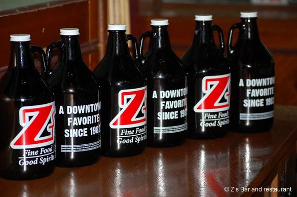 z's bar and restaurant grand rapids